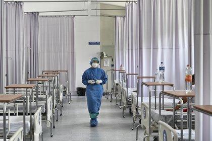 Lutzow Steiner explicó que los bebés fueron diagnosticados tras aplicar por protocolo la prueba (Foto: ilustrativa: AFP)