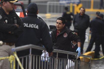 De acuerdo con los primeros reportes de las autoridades, fue presuntamente asesinado a tiros (Foto: Cristian Hernández/Cuartoscuro)