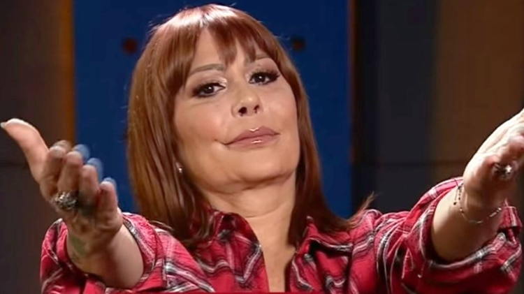 Alejandra Guzmán dijo que al primer llamado de su hija, ella irá a reencontrarse con ella (Foto: Captura de pantalla Telemundo)