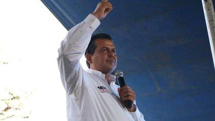 Memo Valencia, el candidato del PRI que salvó su vida gracias a la pelea del 'Canelo' Álvarez