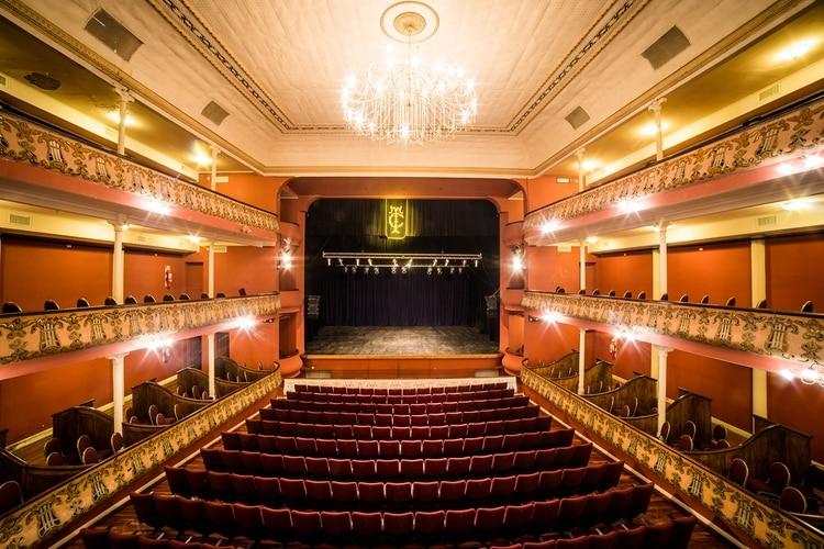 Teatro Cultural Florentino Constantino de Bragado