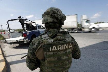 Las violaciones a DDHH fueron en la administración de Peña Nieto (REUTERS / Daniel Becerril)