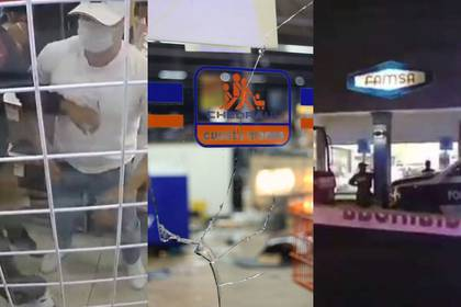 Ciudad de México, Puebla y el Estado de México, donde con lujo de violencia entraron a robar desde aparatos eléctricos hasta dispositivos móviles (Foto: Especial)