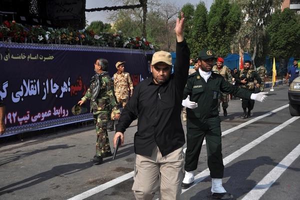 (AP Photo/ISNA, Behrad Ghasemi)