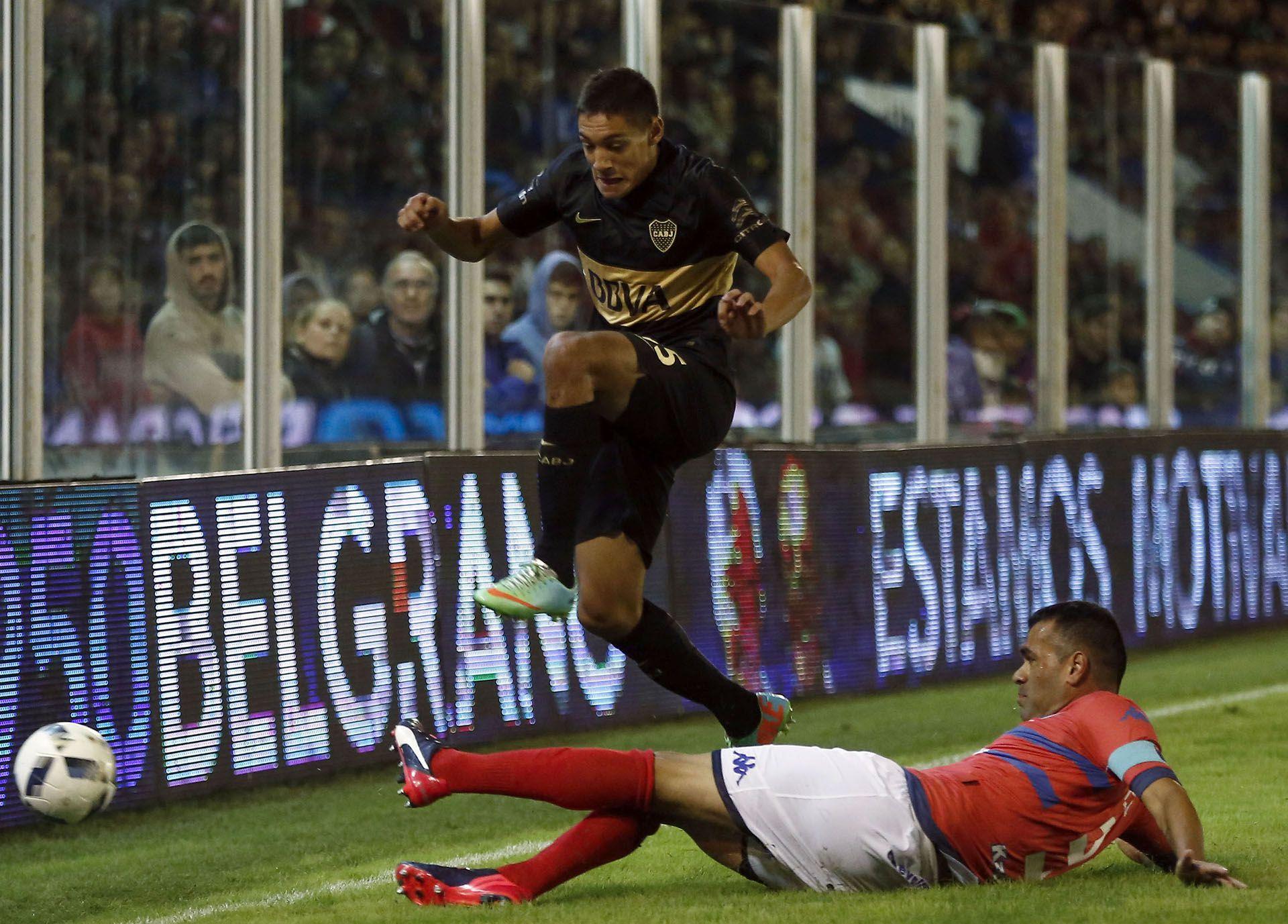 Nahuel Molina Boca