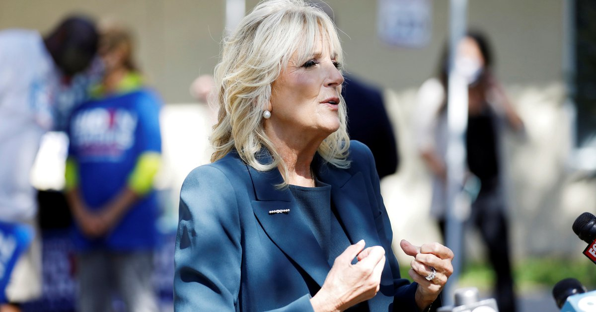 The Wall Street Journal's column with Jill Biden and The Washington Post's provocation