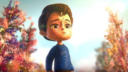 El cortometraje es una combinación de animación 3D y Stop Motion (captura del trailer)