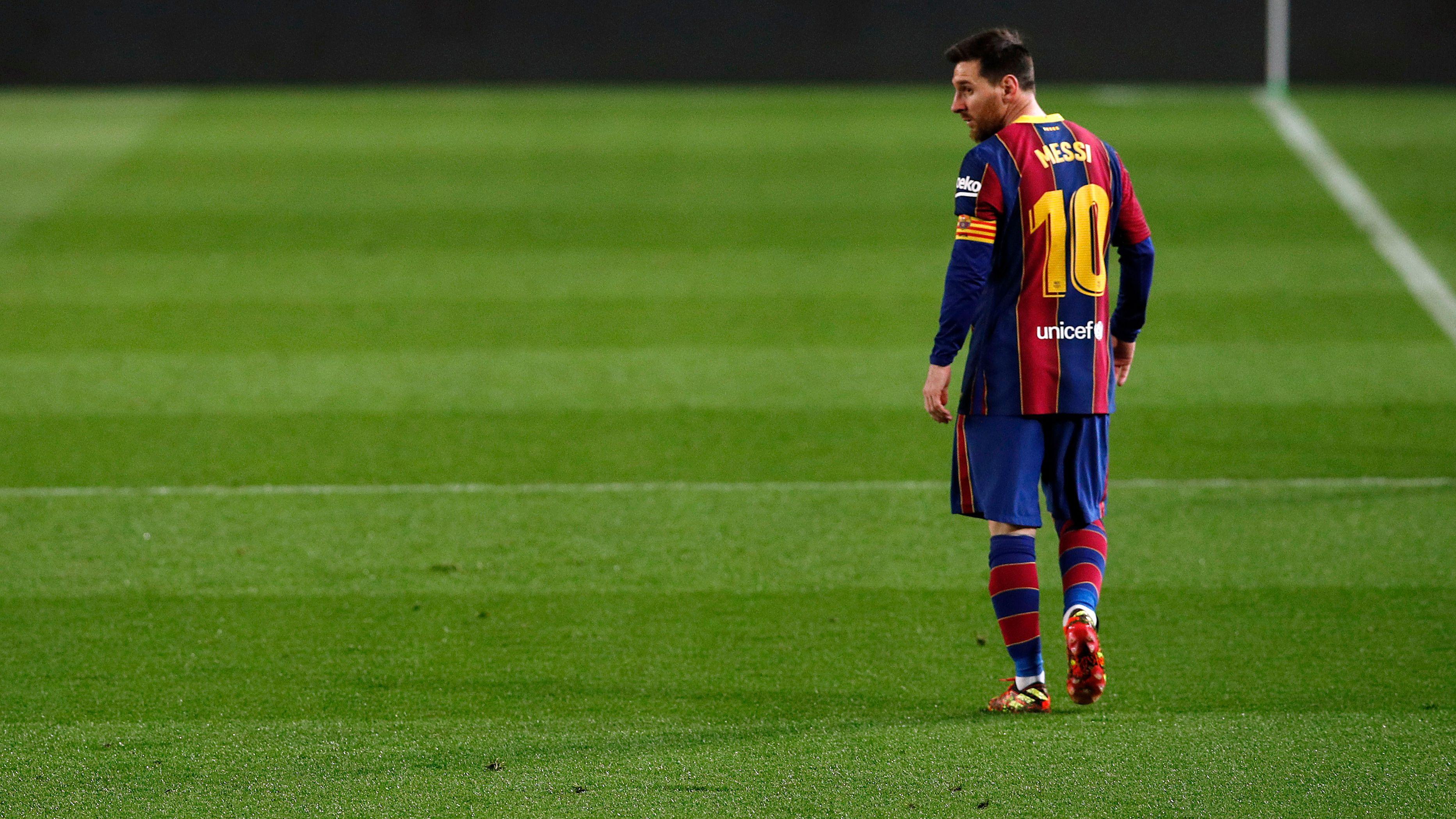 ¿Se queda en Barcelona? Una sorprendente frase sobre Messi (REUTERS/Albert Gea)