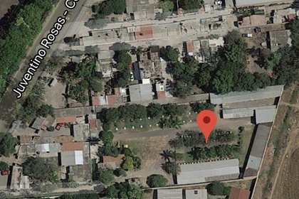 "El ""Marro"" cayó en una finca de Franco Tavera, en el municipio de Juventino Rosas, Guanajuato (Foto: Google Maps/Captura de pantalla)"