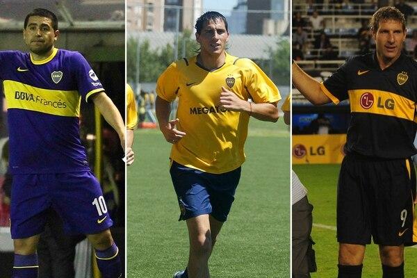 Pablo Migliore contó intimidades de la sinuosa relación entre Juan Román  Riquelme y Martín Palermo en Boca 3c0749cd435e5