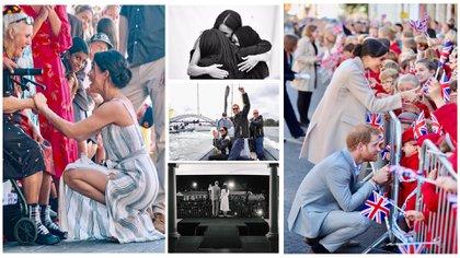 En las redes sociales, donde las celebridades están en pie de igualdad con la nobleza, Harry y Meghan podrían basar su porvenir profesional.