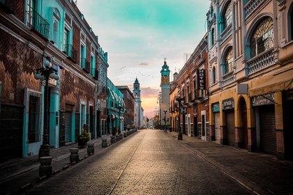 La cuarta ciudad más grande de México es un bastión de la arquitectura barroca (Shutterstock)