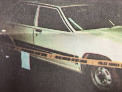 Sa voiture avait été récupérée de la rivière Tennessee en 1983 (Photo: Decaturdaily)