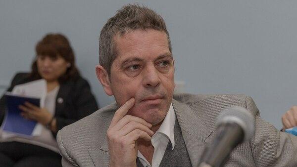 """Damián """"Loli"""" Loffler, legislador de Tierra del Fuego, es el referente del Mopof de Río Grande."""