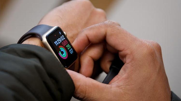 El Apple Watch también tiene otras funcionalidades como el rastreador de movimiento. (Foto: Archivo)