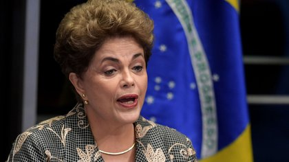 Dilma Rousseff (AFP)