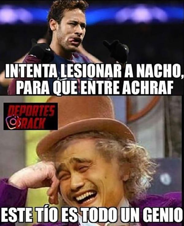 Los mejores memes que dejó el triunfo del Real Madrid sobre el PSG