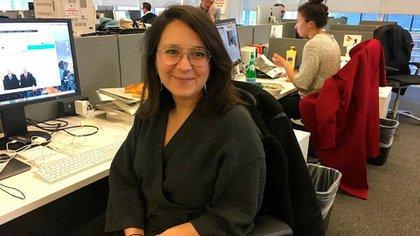 Bari Weiss, la editora del NYT que renunció este martes con una durísima carta