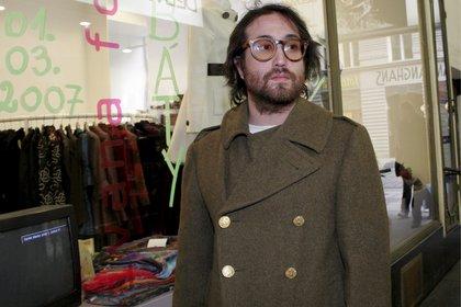 Sean Lennon, hijo de John Lennon y Yoko Ono (EFE)