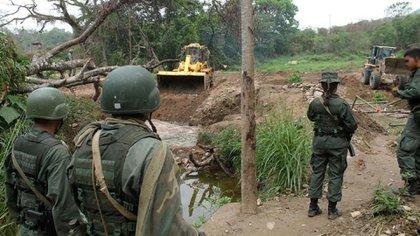Kapé Kapé denuncia connivencia entre las fuerzas chavistas y las bandas delincuenciales