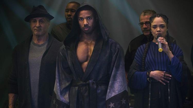 Creed Ii Con Sylvester Stallone Es La Gran Apuesta De La Semana