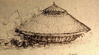El tanque blindado de Leonardo