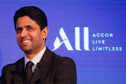 Nasser Al-Khelaifi (Reuters)