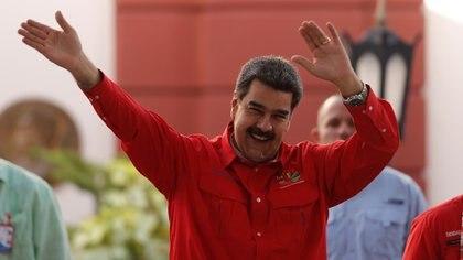 El presidente venezolano Nicolás Maduro en el Foro de San Pablo enCaracas, a fines de julio pasado (Foto: REUTERS/Manaure Quintero)
