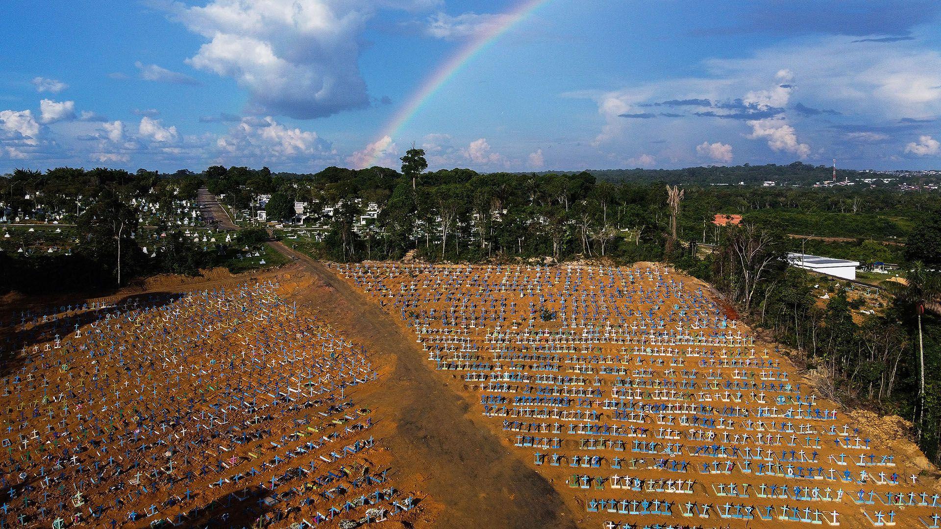 cementerio manaos brasil portada