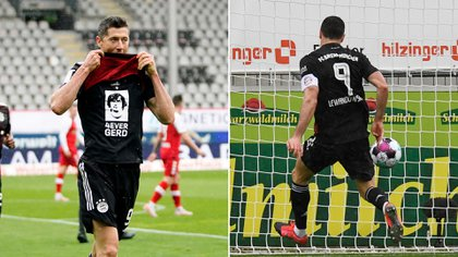 Del récord al fallo insólito: Lewandowski igualó un hito histórico en la Bundesliga y erró una chance con el arco vacío para superarlo