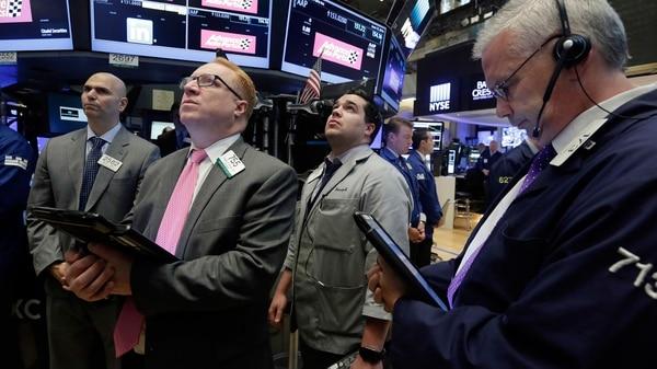Wall Street está en su peor momento en dos meses
