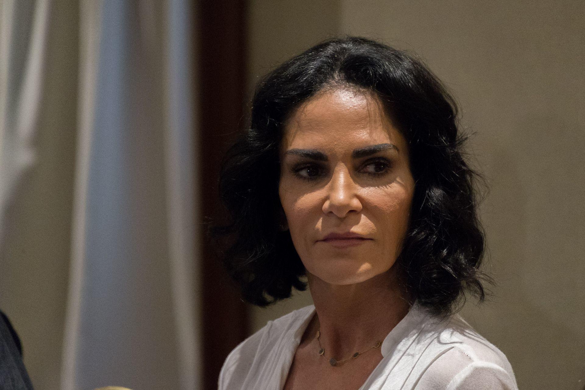 Lydia Cacho (Foto: Cuartoscuro)