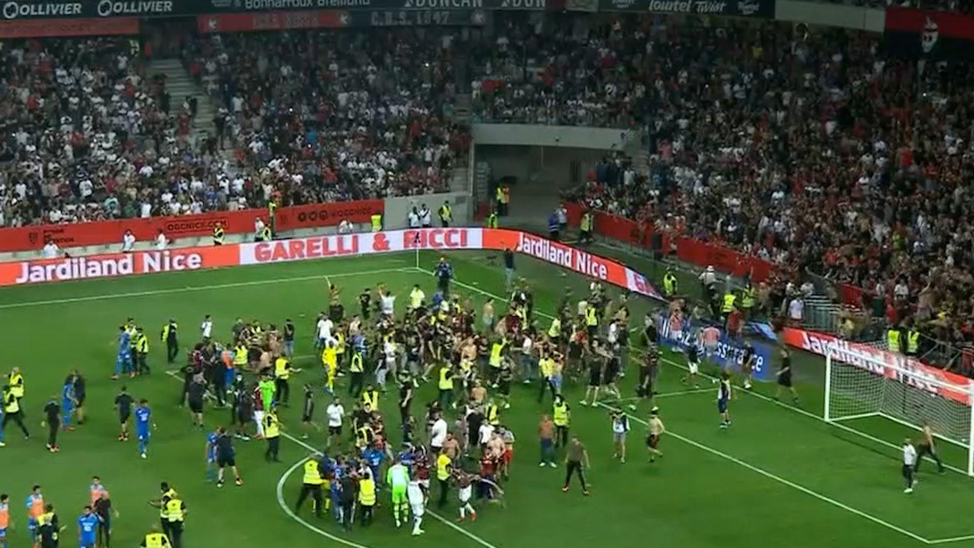 Olympique Marsella Dimitri Payet