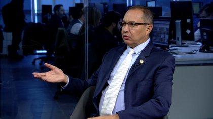El diputado Richard Blanco se encuentra exiliado en Argentina por la persecución del régimen de Maduro