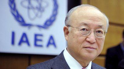 El diplomático japonés Yukiya Amano fue director general del OIEA entre 2009 y 2019 (EFE)