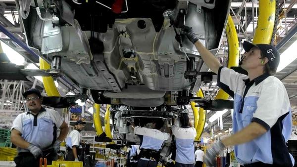 La industria brasileña