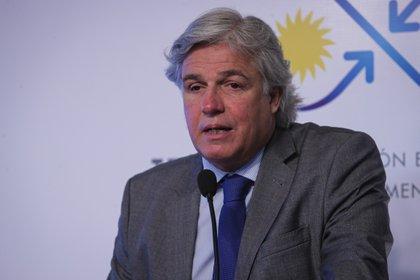 El canciller de Uruguay, Francisco Bustillo. EFE/Federico Anfitti/Archivo