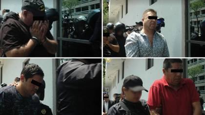 Presuntos integrantes del Cártel Santa Rosa de Lima fueron detenidos en la Ciudad de México  (Foto: Especial)
