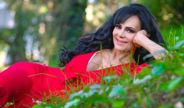 Maribel Guardia suele llamar la atención con sus publicaciones en redes (Foto: Instagram / @maribelguardia)