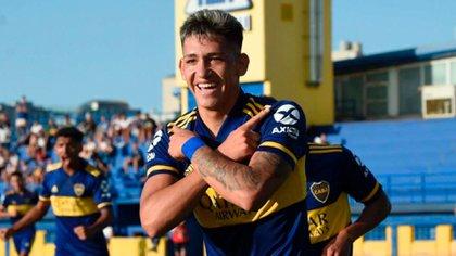El juvenil Luis Vázquez será titular ante Claypole (bocajuniors.com.ar)