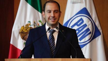 """Marko Cortés indicó que López Obrador quiere gastar """"el dinero del pueblo  sin que nadie le cuide las manos"""" (Foto: Archivo)"""