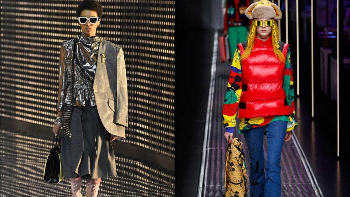 Empezó la Semana de la Moda de Milán con Gucci y la vuelta de Benetton -  Infobae a284c480f4d