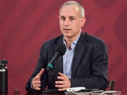 López-Gatell aseguró que existe polémica alguna con gobernadores de México (Foto: Cuartoscuro)