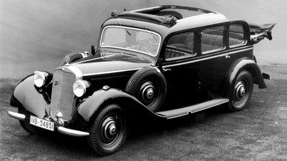 El primer auto de turismo en llevar un motor gasolero.
