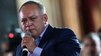 Diosdado Cabello, presidente de la Asamblea Nacional Constituyente (Reuters)