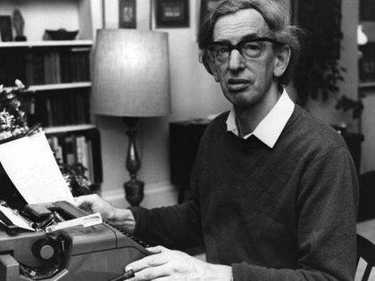El historiador británico marxista Eric Hobsbawm