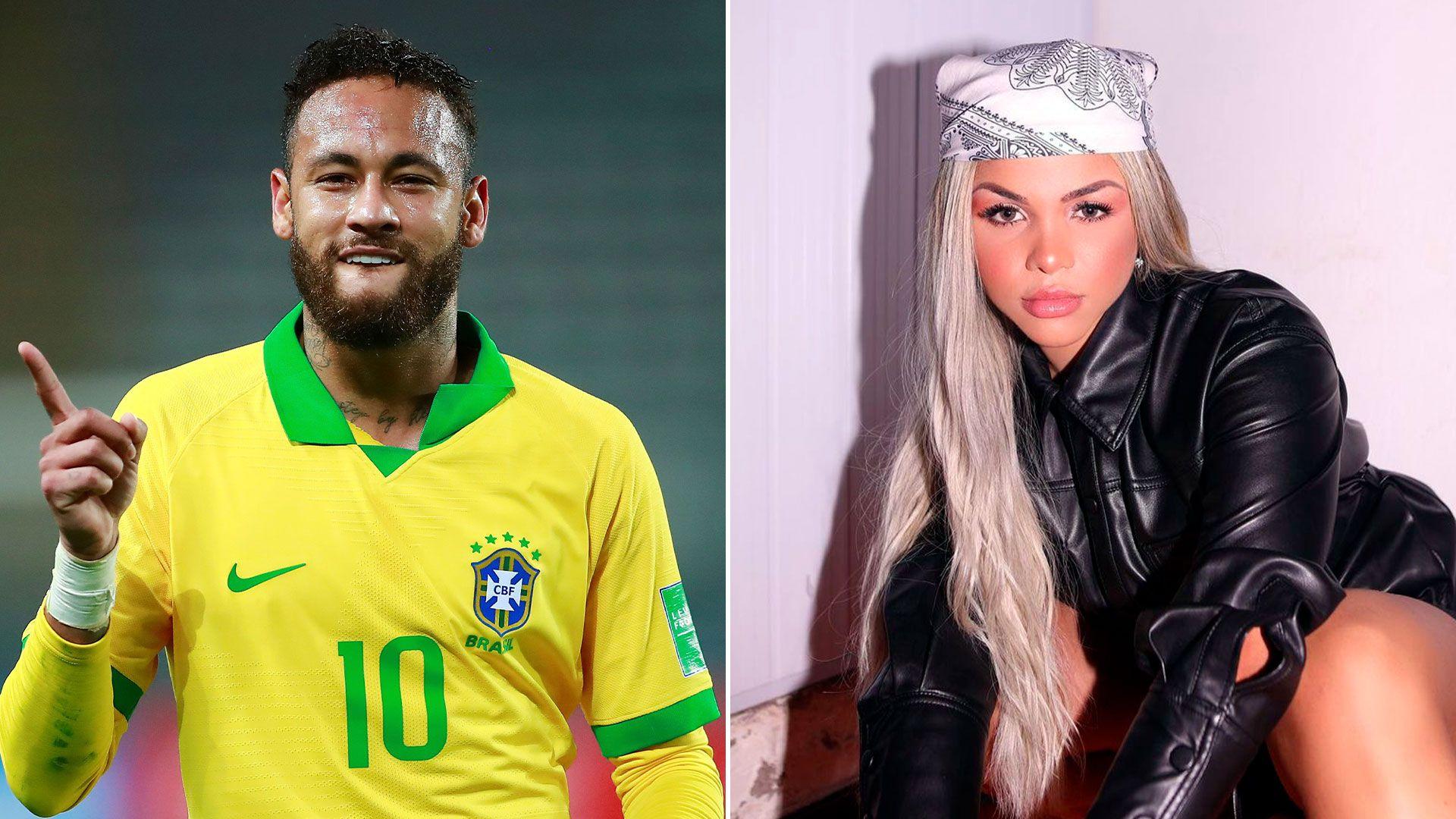 Neymar y Gabily