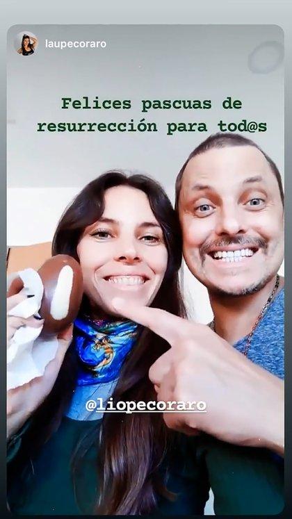 Laura y Lío Pecoraro