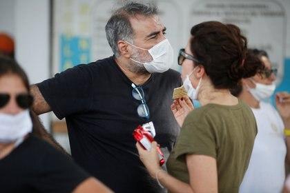 La Argentina tiene 301 caso confirmados de coronavirus (REUTERS/Sebastian Castaneda)