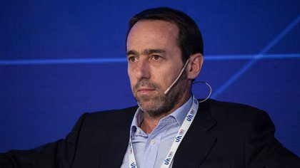 Marcos Galperín, fundador de Mercado Libre (Bloomberg)
